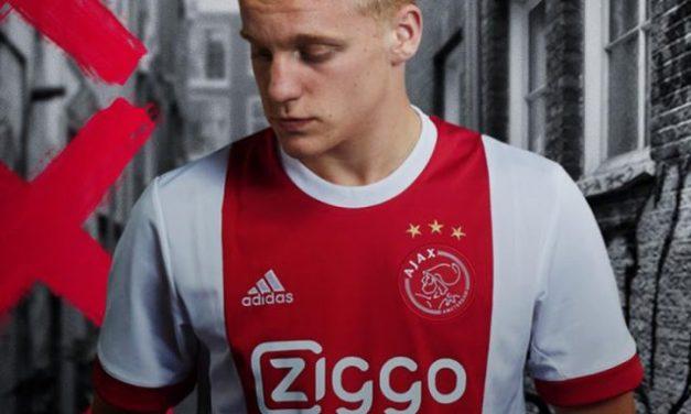 Ajax Amsterdam 2018 maillots de football Adidas