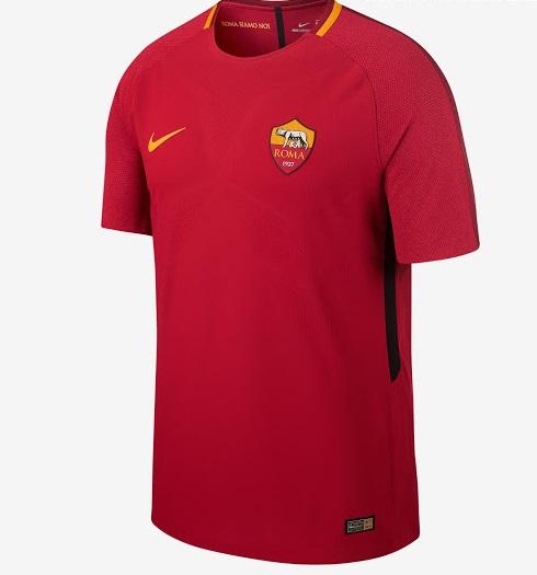 AS Rome 2018 maillot de foot domicile Nike