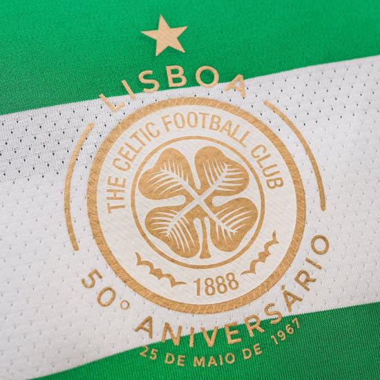 Celtic Glasgow 2018 blason maillot domicile