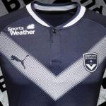 Le maillot des Girondins de Bordeaux 2018 est officiel