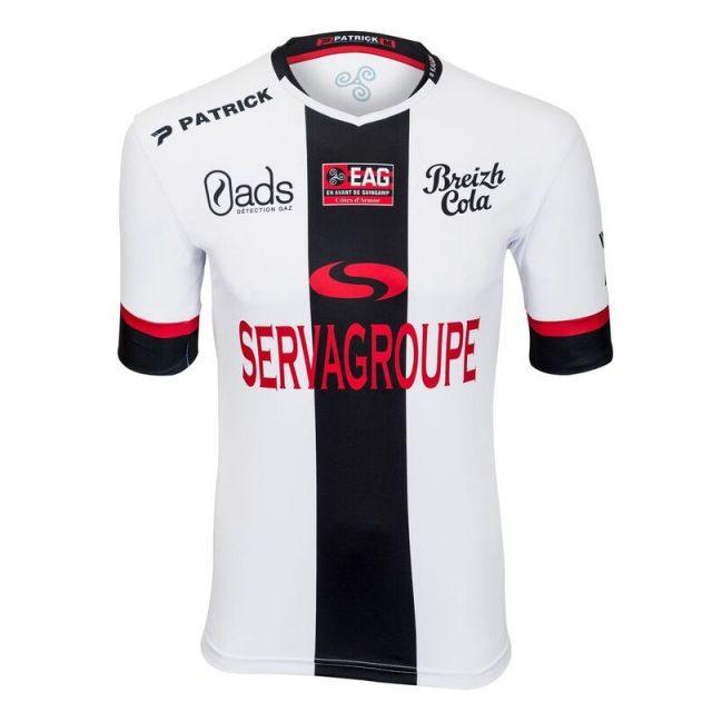 Guingamp 2018 les maillots de foot eag 2017 2018 for Maillot rennes exterieur