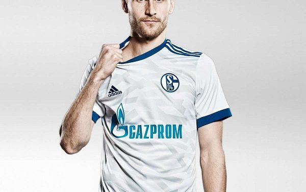 Présentation des maillots de foot de Schalke 2018