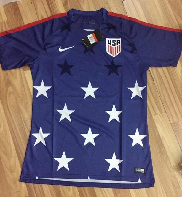 USA 2017 maillot foot Gold Cup