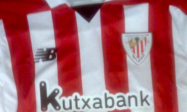 New Balance fait les maillots de foot Athletic Bilbao 2018