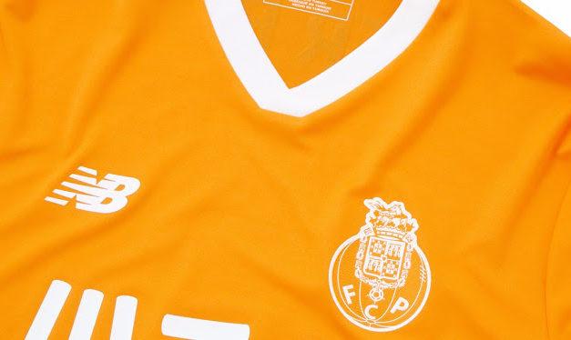 Présentation des nouveaux maillots FC Porto 2018