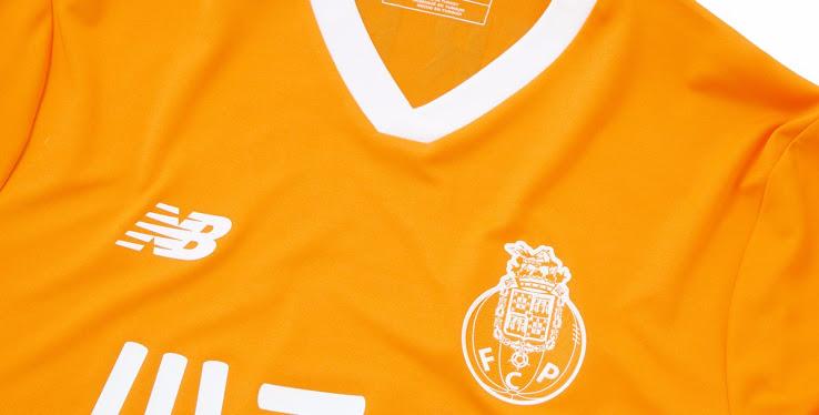 26feb217459 Présentation des nouveaux maillots FC Porto 2018