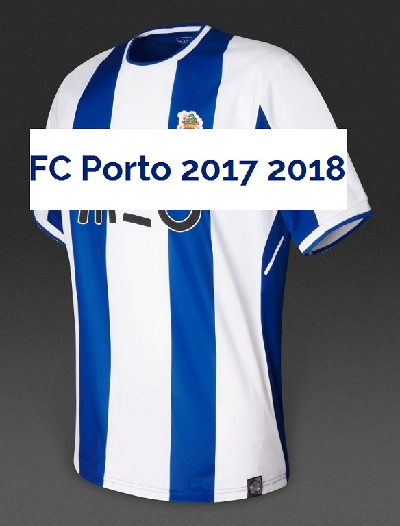 Maillot Domicile FC Porto noir