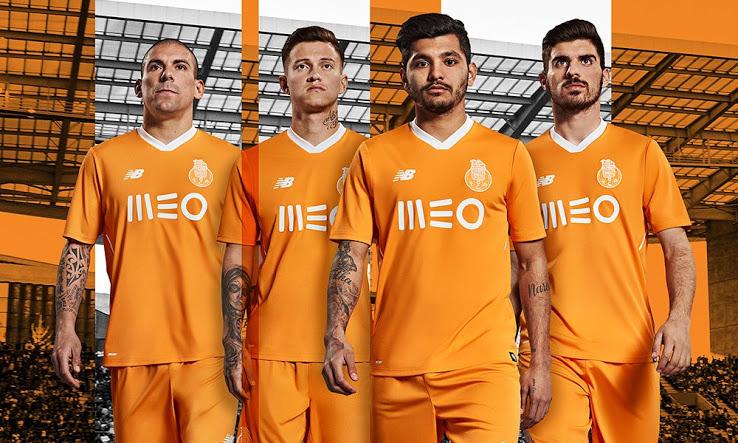 FC Porto 2018 maillot exterieur officiel