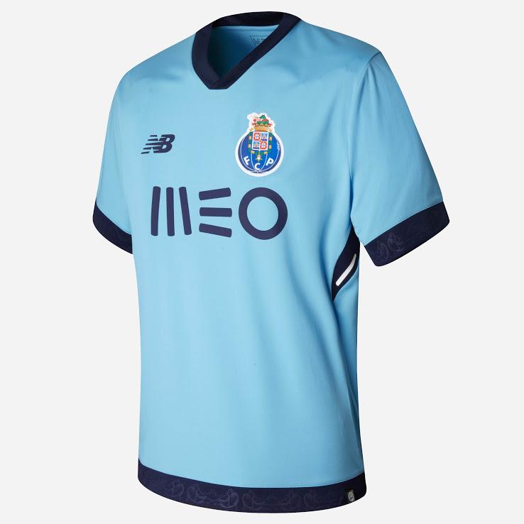 FC Porto 2018 troisième maillot de foot New Balance