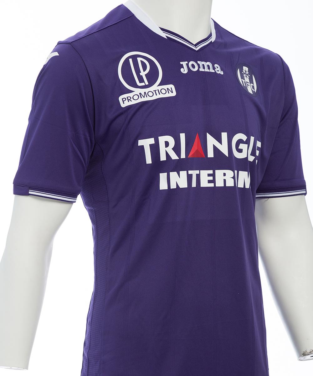 FC Toulouse 2018 maillot de foot