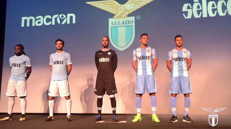 Maillot Domicile Lazio de foot