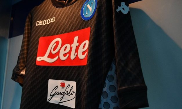 Informations sur les maillots de football Naples 2018