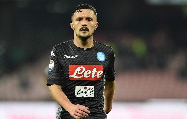 Naples 2018 maillot carbonne Kappa