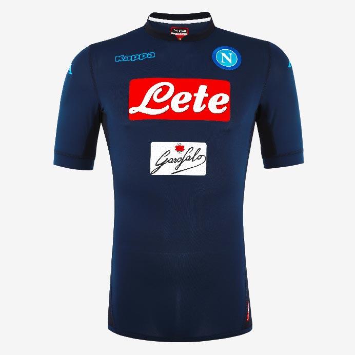 Naples 2018 maillot de foot third 17 18