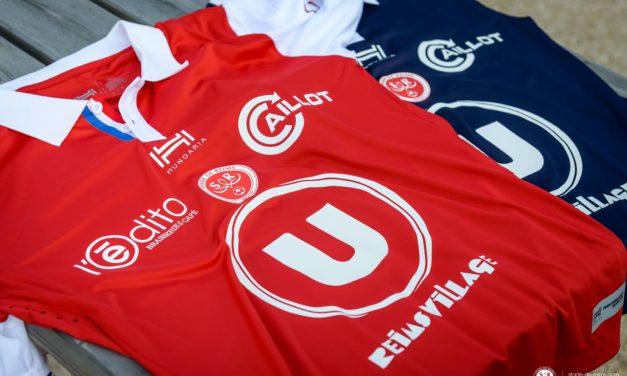 Les maillots Stade de Reims 2018 chez Hungaria