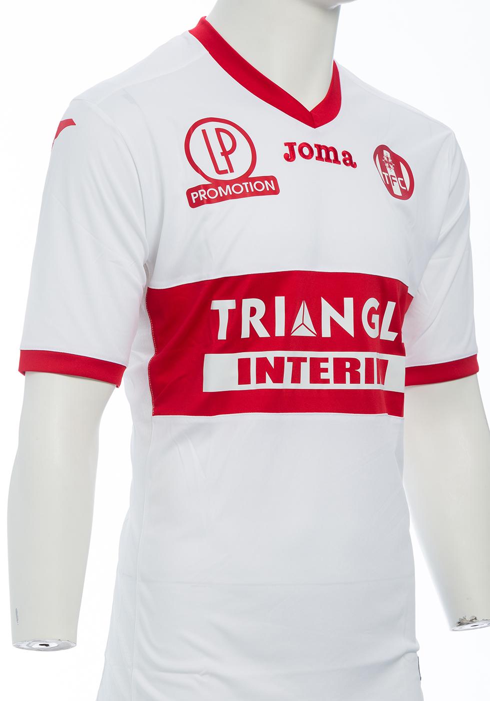 Toulouse 2017 2018 maillot exterieur foot