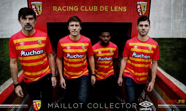 RC Lens 2018 les nouveaux maillots de football par Umbro