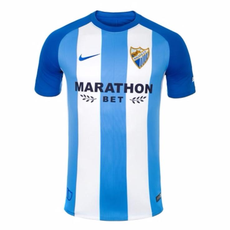 Malaga 2018 maillot de foot domicile Nike