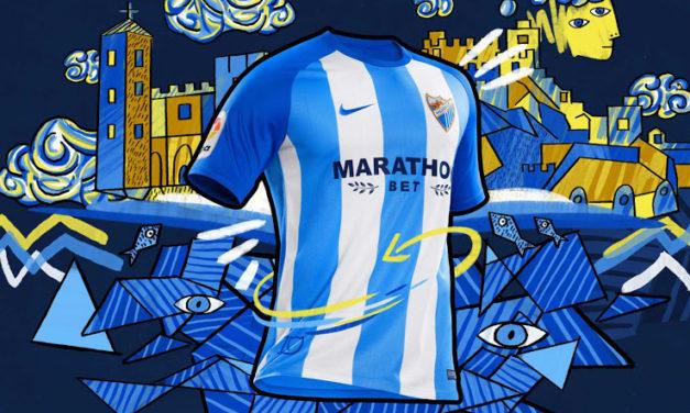 Les 3 nouveaux maillots de foot Malaga 2018