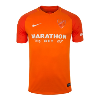 Malaga 2018 maillot third orange 2017 2018