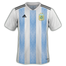 Argentine 2018 maillot domicile coupe du monde 2018