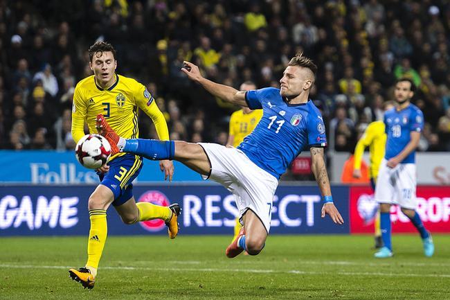 Italie 2018 maillot de foot domicile