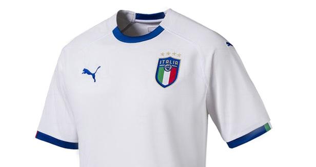Italie 2018 les maillots de football 2018 par Puma