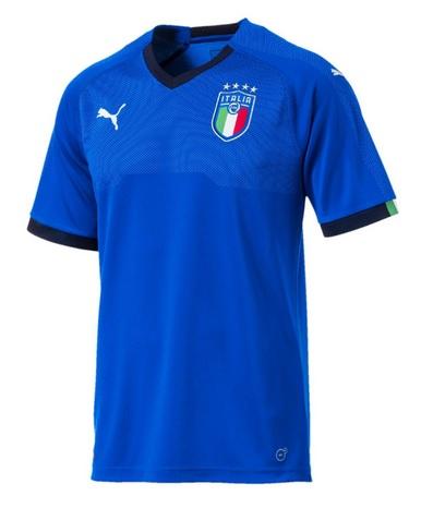 Italie 2018 maillot foot domicile coupe du monde 2018