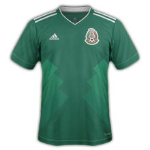 Mexique 2018 maillot coupe du monde 2018
