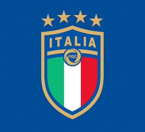 Nouveau logo Italie 2018 coupe du monde