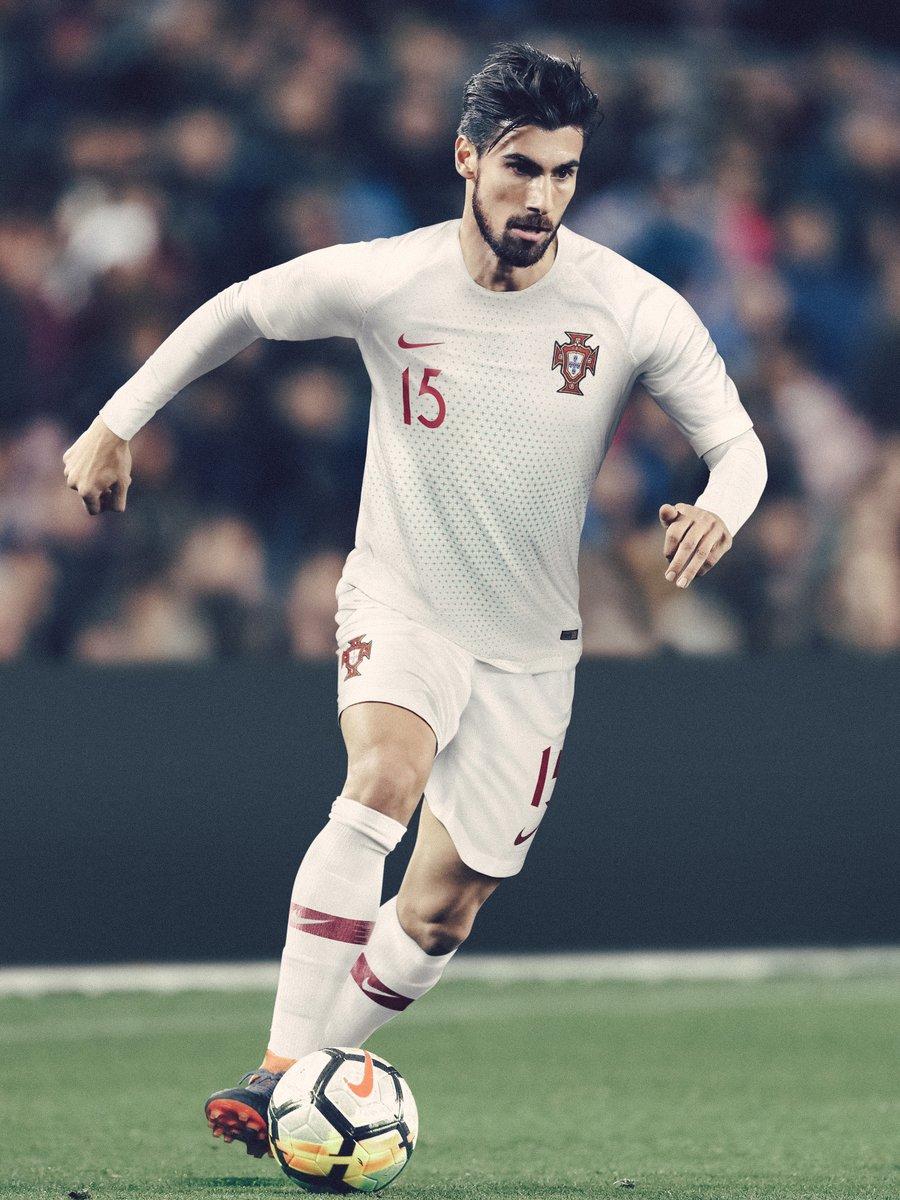 Portugal 2018 maillot de foot exterieur coupe du monde