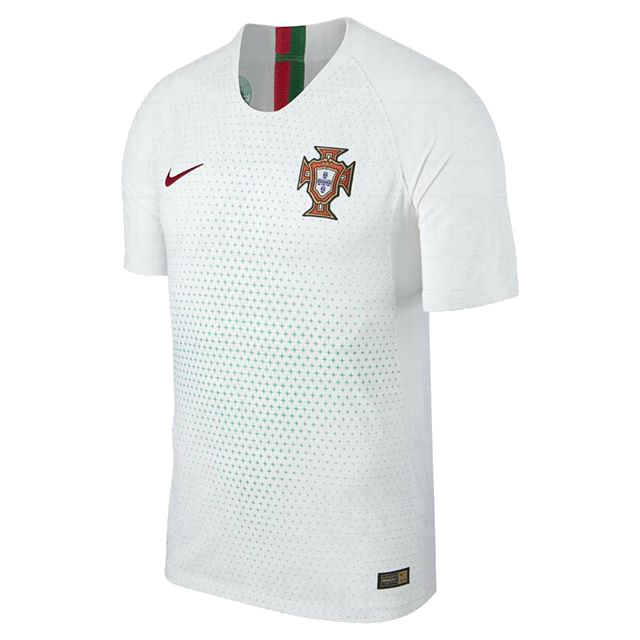 Portugal 2018 maillot exterieur foot CDM 2018