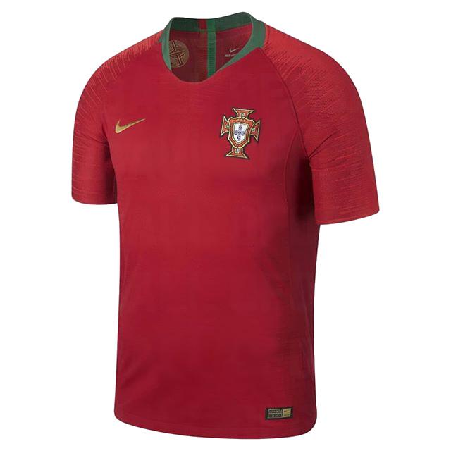Portugal 2018 nouveau maillot domicile coupe du monde 2018