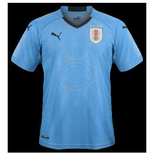 Uruguay 2018 maillot de foot coupe du monde 2018