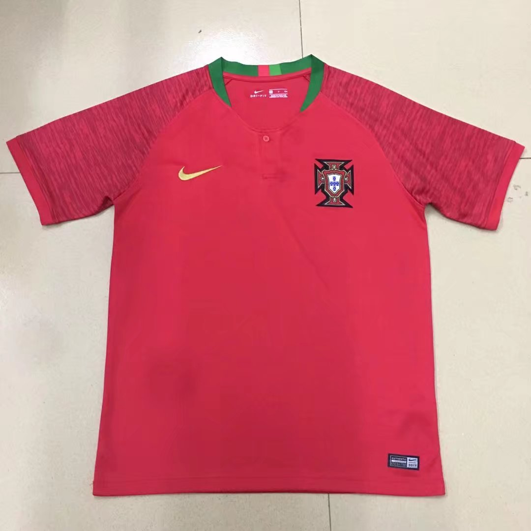 possible maillot domicile Portugal 2018 coupe du monde