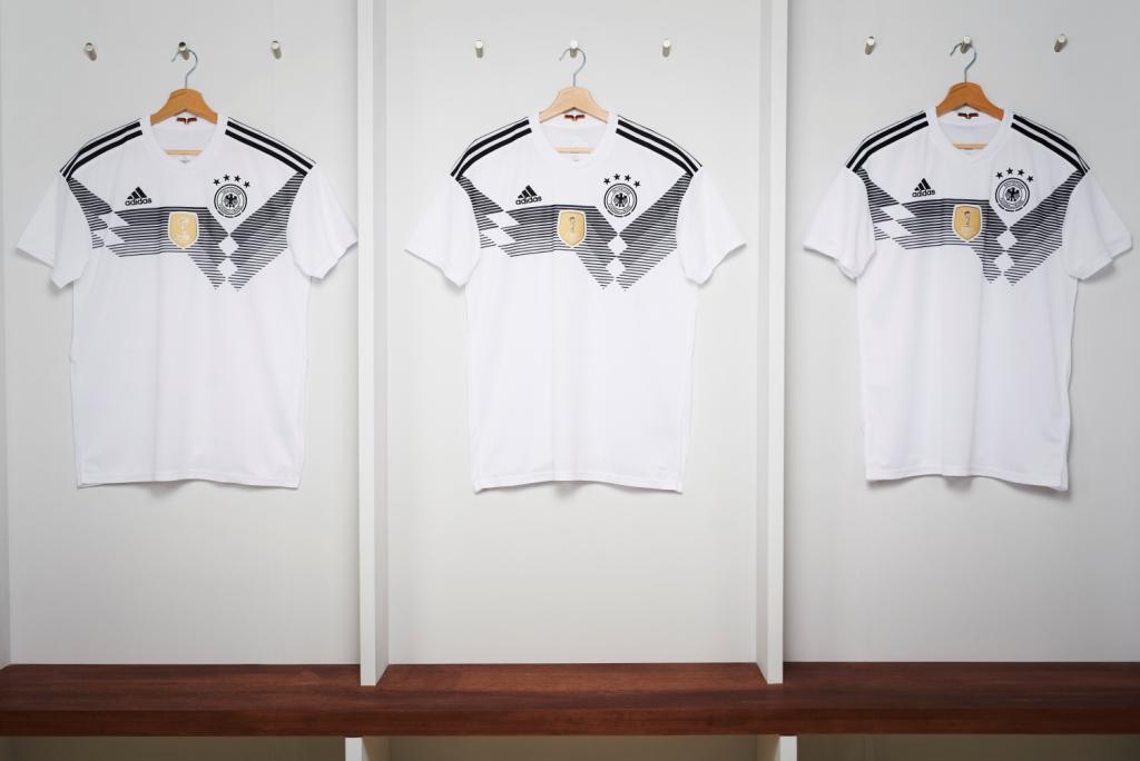 Allemagne 2018 maillot de foot domicile coupe du monde 2018 Adidas