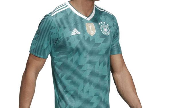 Allemagne 2018 les nouveaux maillots de foot CDM 2018