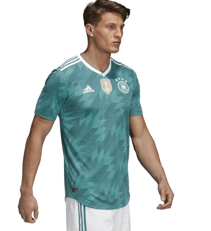 Allemagne 2018 maillot de foot exterieur coupe du monde 2018