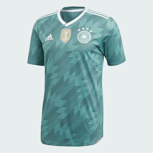 Allemagne 2018 maillot de football exterieur coupe du monde Adidas