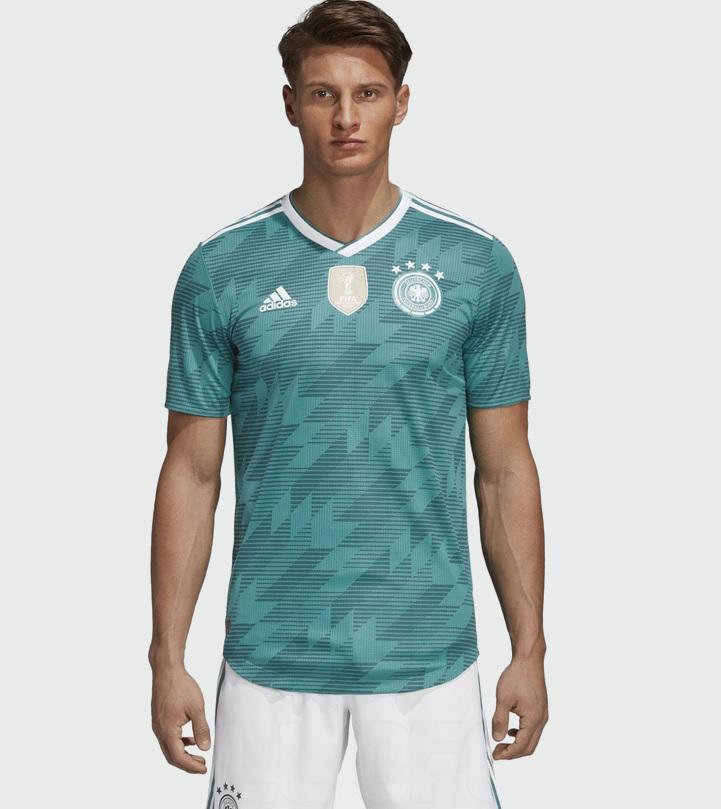 Allemagne 2018 maillot exterieur coupe du monde 2018