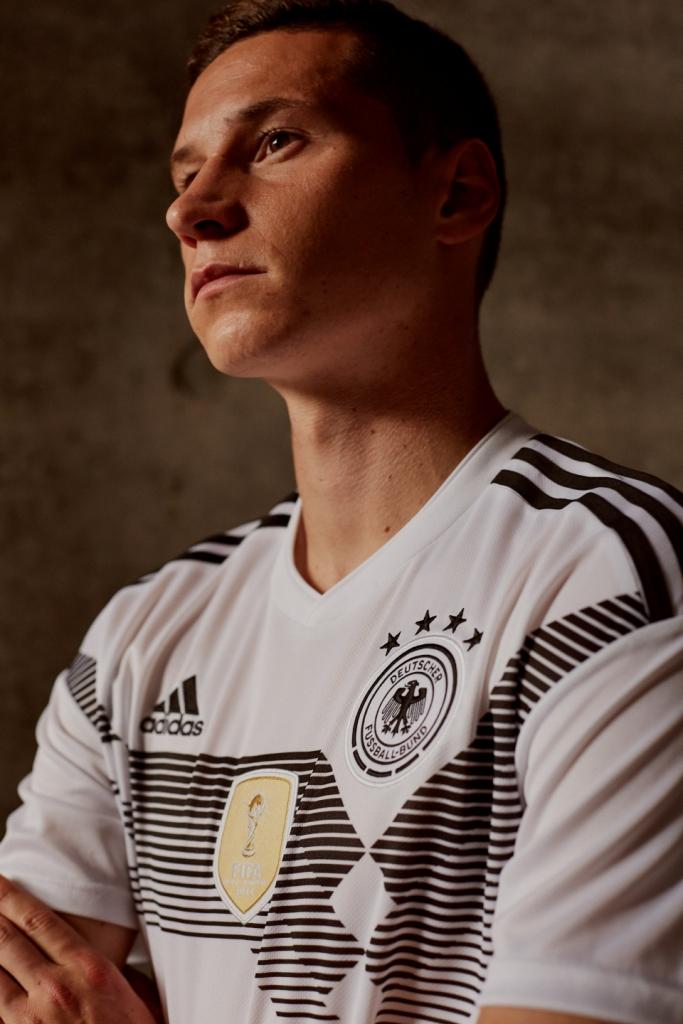 Allemagne 2018 maillot football domicile coupe du monde 2018 Draxler