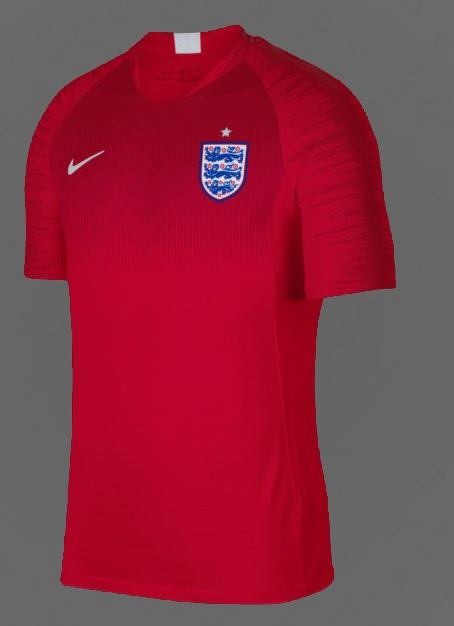 Angleterre supposition maillot exterieur 2018