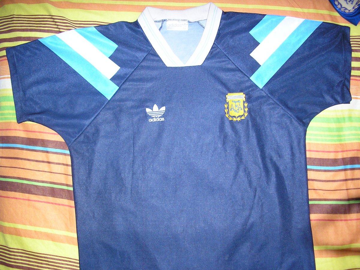 Argentine 1993 maillot de foot