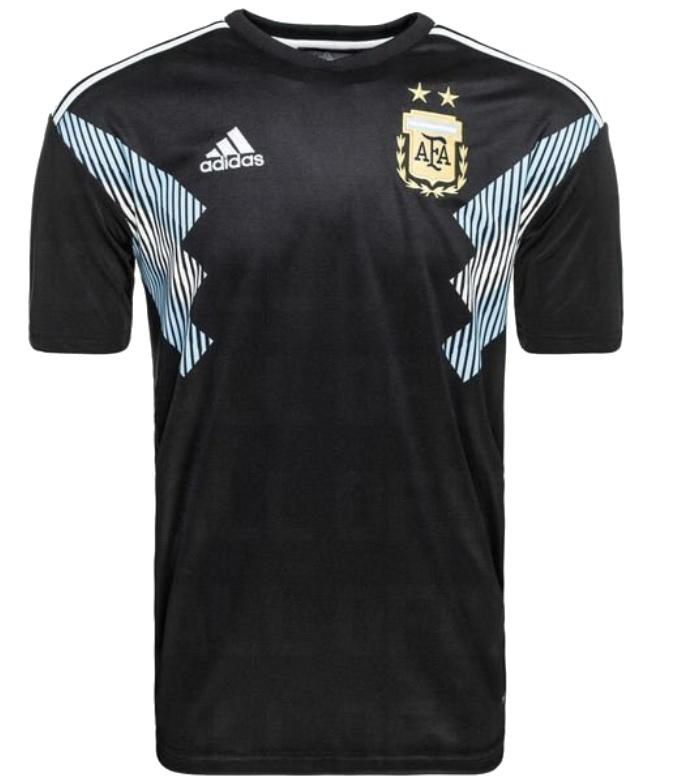 messi et le maillot argentine 2018 de la coupe du monde 2018