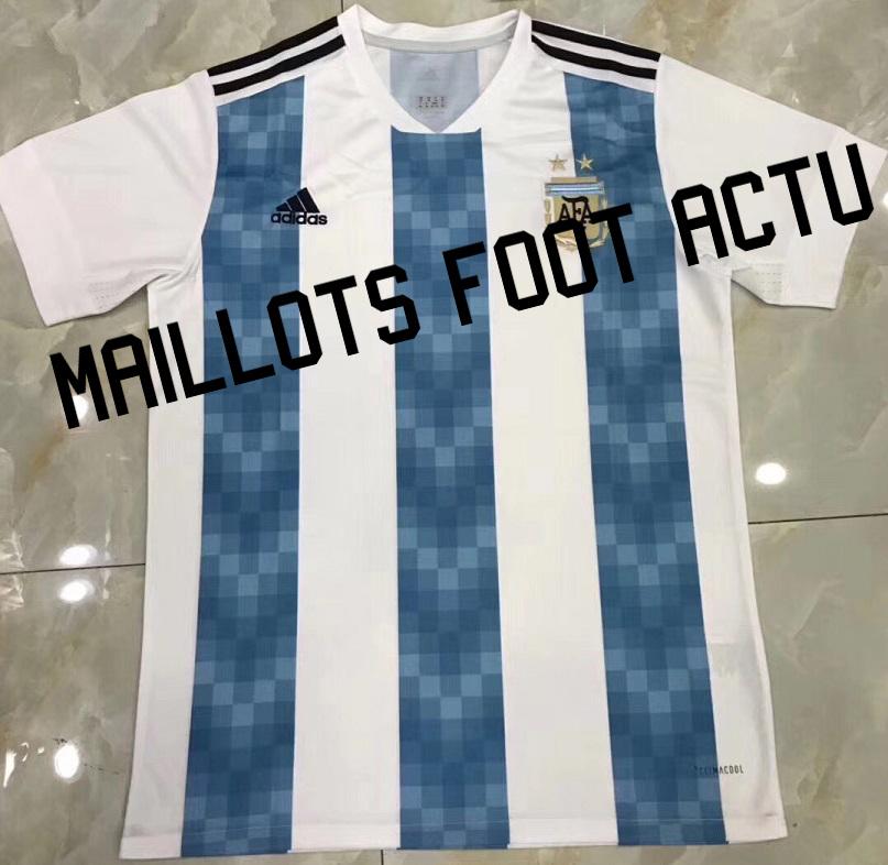 messi et le maillot argentine 2018 de la coupe du monde 2018. Black Bedroom Furniture Sets. Home Design Ideas