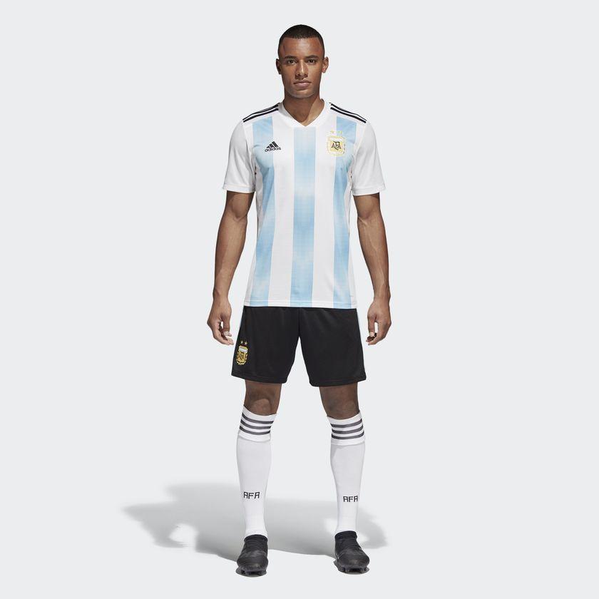 Argentine 2018 maillot short chaussettes coupe du monde 2018