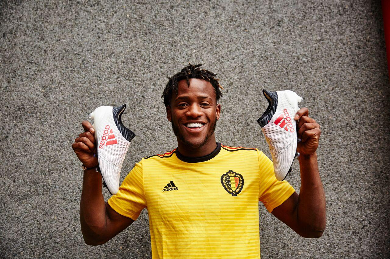 Belgique 2018 maillot exterieur coupe du monde 2018 Batshuayi