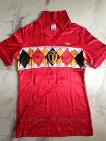 Belgique maillot 1984