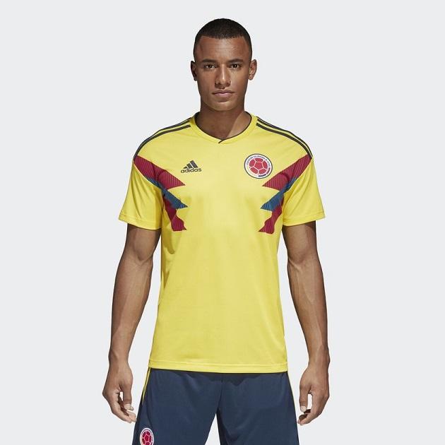 Colombie 2018 maillot coupe du monde 2018