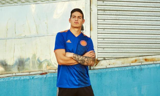 Maillots de football Colombie 2018 pour la coupe du monde 2018